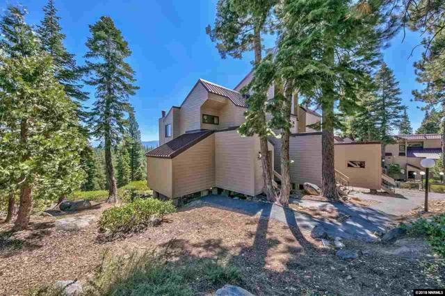 5101 North Lake Blvd #135, Tahoe City, Ca, CA 89140 (MLS #180013082) :: Mike and Alena Smith   RE/MAX Realty Affiliates Reno