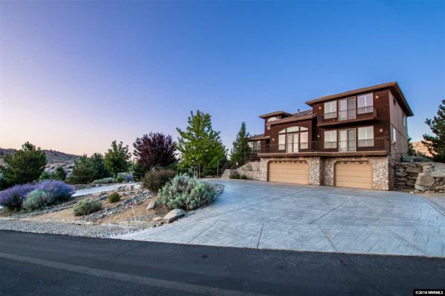 17144 Majestic View Drive, Reno, NV 89521 (MLS #180013083) :: Chase International Real Estate