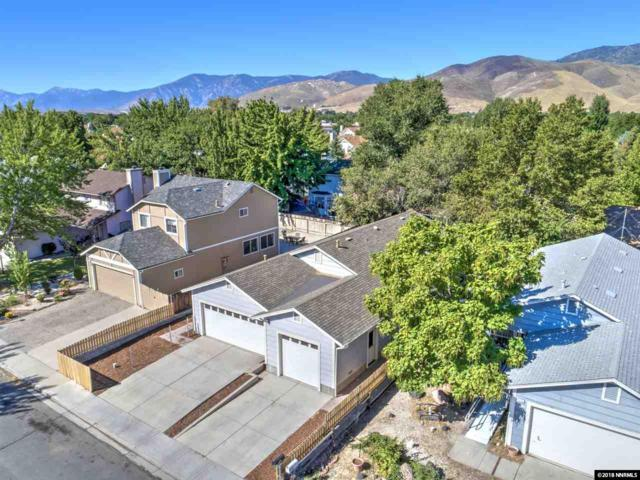 2598 Sycamore Glen Dr, Carson City, NV 89701 (MLS #180013130) :: Ferrari-Lund Real Estate
