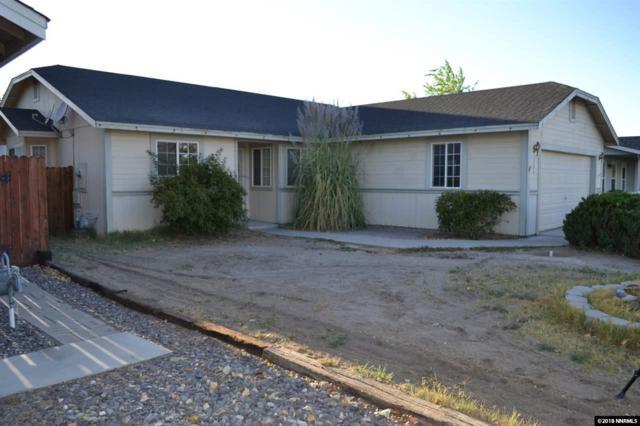 763 N Taylor St, Fallon, NV 89406 (MLS #180013145) :: Chase International Real Estate
