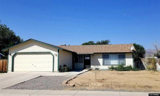 819 Overland Loop, Dayton, NV 89403 (MLS #180013154) :: Ferrari-Lund Real Estate