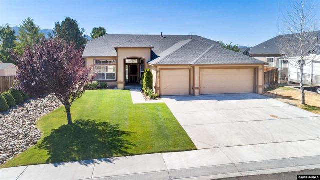 607 Sunrise Dr, Dayton, NV 89403 (MLS #180013165) :: Ferrari-Lund Real Estate