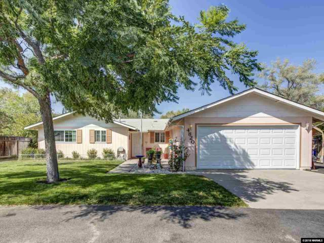 4820 August Drive, Carson City, NV 89706 (MLS #180013168) :: Chase International Real Estate