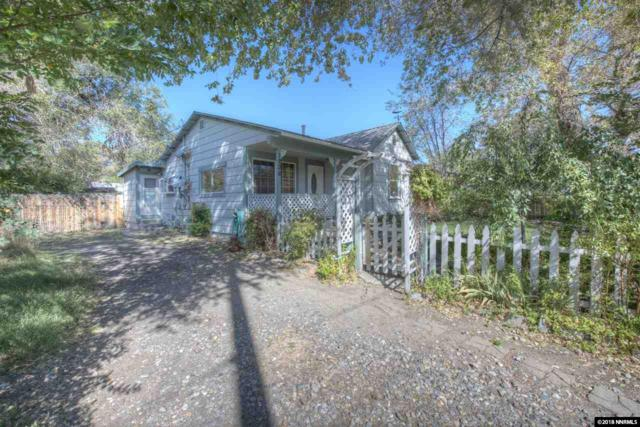 1906 Peters Street, Carson City, NV 89706 (MLS #180013175) :: Chase International Real Estate