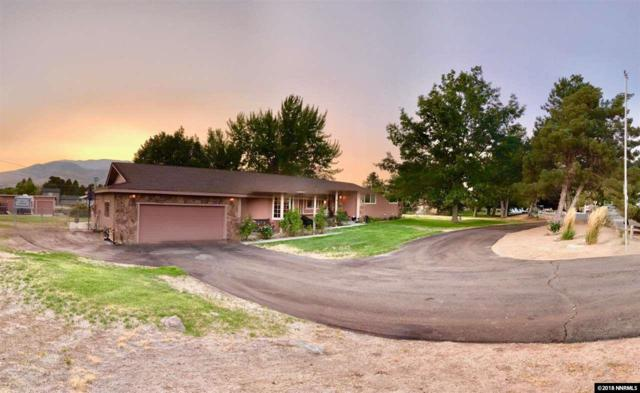 4 Raglan Circle, Carson City, NV 89701 (MLS #180013184) :: Ferrari-Lund Real Estate