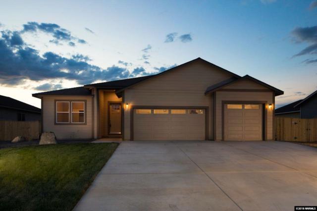 1163 Cheatgrass Lot 212, Dayton, NV 89403 (MLS #180013192) :: Marshall Realty