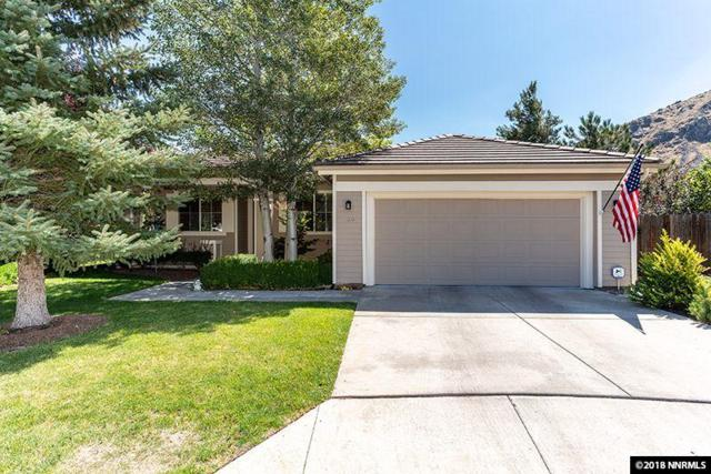 389 Sussex Place, Carson City, NV 89703 (MLS #180013195) :: The Mike Wood Team