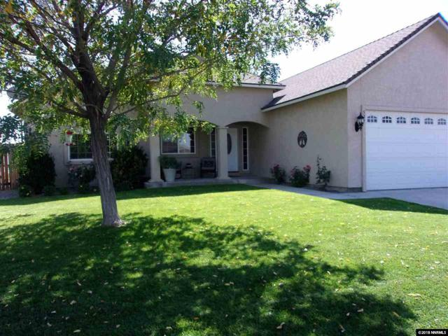 527 Wedge Ln, Fernley, NV 89408 (MLS #180013217) :: Ferrari-Lund Real Estate