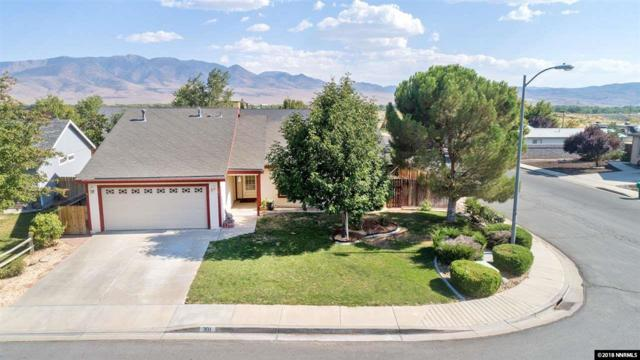 301 Monte Cristo Dr, Dayton, NV 89403 (MLS #180013221) :: Harpole Homes Nevada