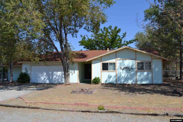 127 Ring Rd, Dayton, NV 89403 (MLS #180013327) :: Marshall Realty