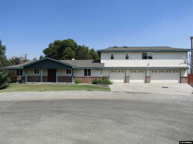 11 Cottonwood Ct., Yerington, NV 89447 (MLS #180013332) :: Ferrari-Lund Real Estate