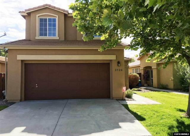 2520 Roman, Sparks, NV 89434 (MLS #180013414) :: Chase International Real Estate