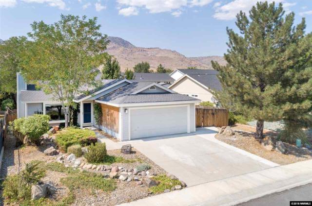 541 Rawe Peak Dr, Dayton, NV 89403 (MLS #180013438) :: Chase International Real Estate