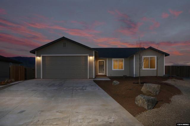 1154 Cheatgrass Lot 227, Dayton, NV 89403 (MLS #180013532) :: Ferrari-Lund Real Estate