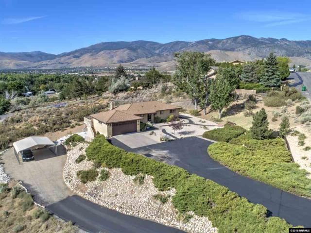 649 E Bonanza Drive, Carson City, NV 89701 (MLS #180013564) :: Chase International Real Estate