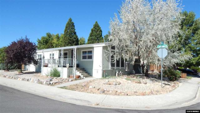 1380 Spartan Ave, Carson City, NV 89701 (MLS #180013567) :: Chase International Real Estate