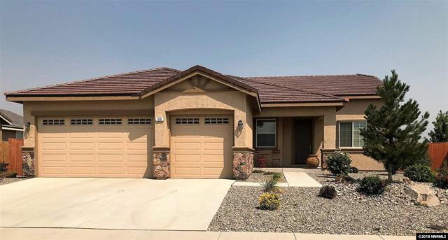 656 St Andrews Drive, Dayton, NV 89403 (MLS #180013619) :: NVGemme Real Estate