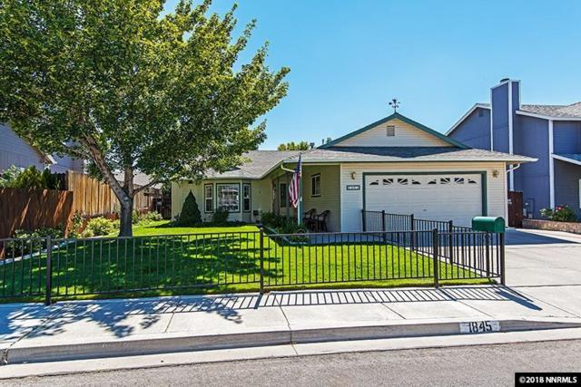 1845 Rankin Drive, Carson City, NV 89701 (MLS #180013625) :: Ferrari-Lund Real Estate