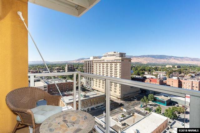 255 N Sierra Street #1703 #1703, Reno, NV 89501 (MLS #180013630) :: Ferrari-Lund Real Estate