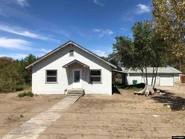 4020 Reno Hwy, Fallon, NV 89406 (MLS #180013714) :: Chase International Real Estate