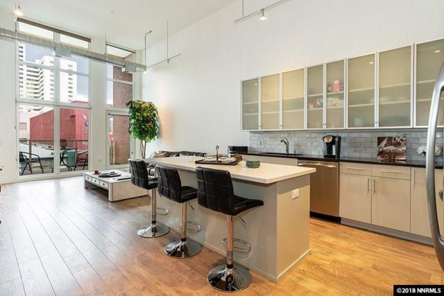 255 N Sierra Street #309 #309, Reno, NV 89501 (MLS #180013760) :: Ferrari-Lund Real Estate