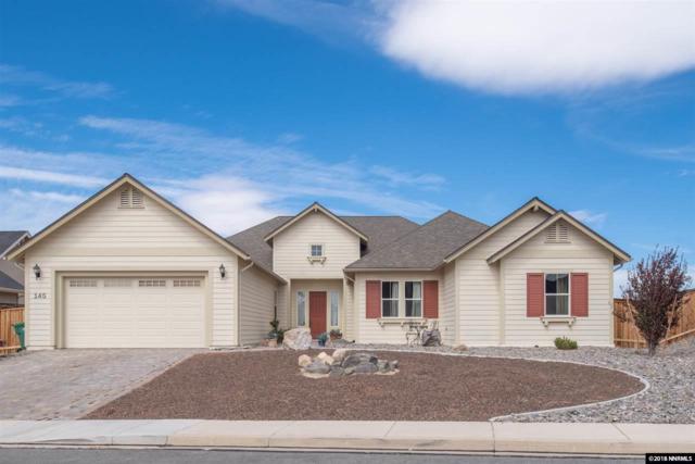 145 Horizon Ridge Road, Sparks, NV 89441 (MLS #180013762) :: Ferrari-Lund Real Estate
