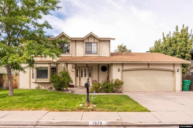 1578 Sonoma St., Carson City, NV 89701 (MLS #180013778) :: Ferrari-Lund Real Estate
