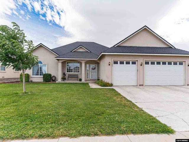 1009 Pepper Lane, Fernley, NV 89408 (MLS #180013781) :: Chase International Real Estate