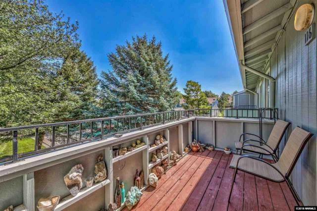 400 S Saliman Road O-116, Carson City, NV 89701 (MLS #180013793) :: Chase International Real Estate