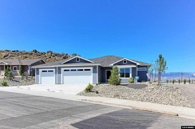 4080 Hells Bells Rd, Carson City, NV 89701 (MLS #180013805) :: The Mike Wood Team
