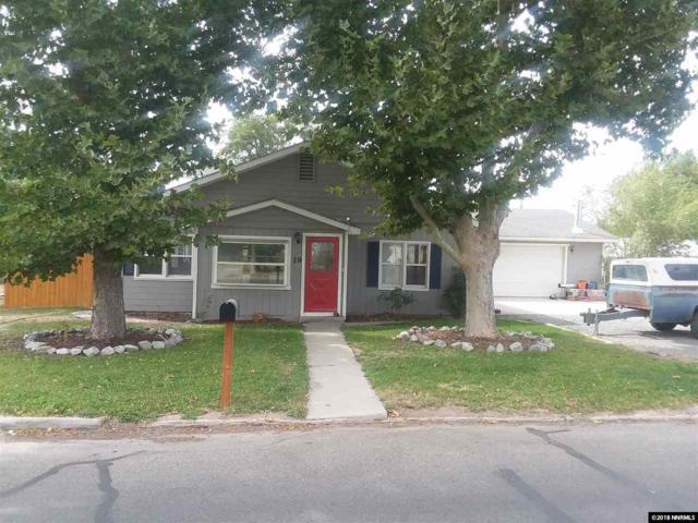 19 N West, Yerington, NV 89447 (MLS #180013808) :: Ferrari-Lund Real Estate
