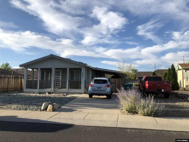 1357 Lynx St, Reno, NV 89506 (MLS #180013818) :: Chase International Real Estate