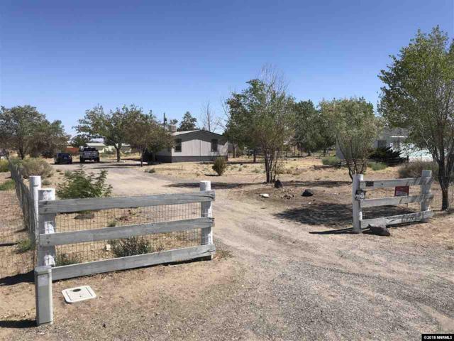 3600 Atkins St, Silver Springs, NV 89429 (MLS #180013821) :: Joseph Wieczorek | Dickson Realty
