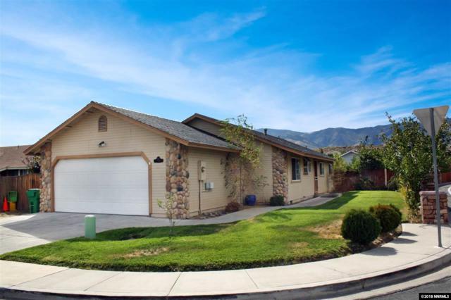 2550 Ridgecrest, Carson City, NV 89706 (MLS #180013826) :: Ferrari-Lund Real Estate