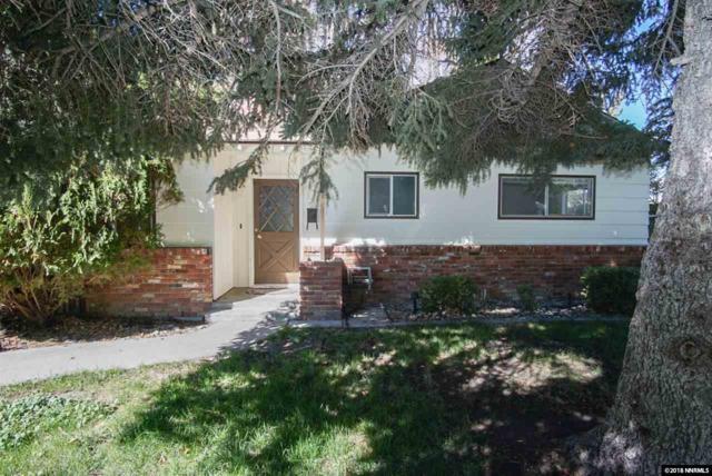 704 N Pratt Ave, Carson City, NV 89701 (MLS #180013870) :: Chase International Real Estate