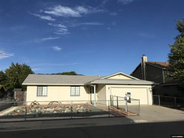 2978 Pinebrook Drive, Carson City, NV 89701 (MLS #180013872) :: Marshall Realty