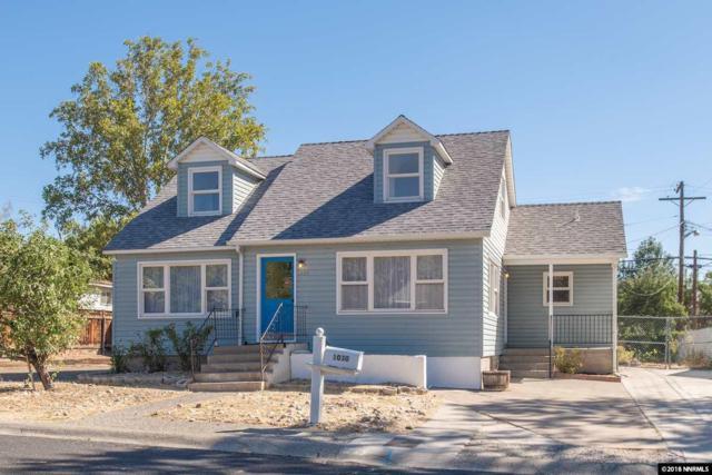 1030 Vine Street, Reno, NV 89503 (MLS #180013880) :: Joseph Wieczorek | Dickson Realty