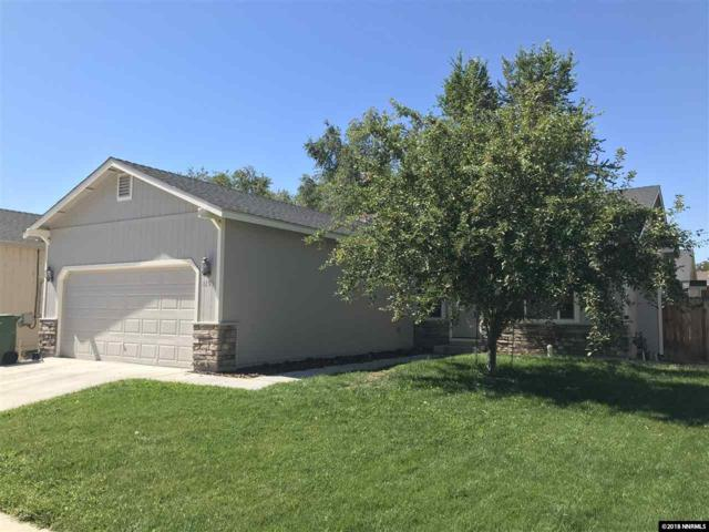 1295 Eider Circle, Fallon, NV 89406 (MLS #180013884) :: The Mike Wood Team