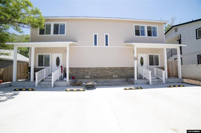 125/123/122 Caliente, Reno, NV 89509 (MLS #180013894) :: Harcourts NV1
