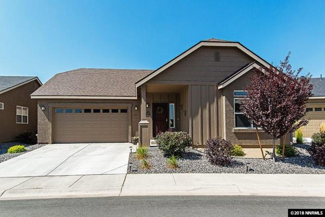 941 Peach Blossom Way, Sparks, NV 89436 (MLS #180013902) :: Chase International Real Estate