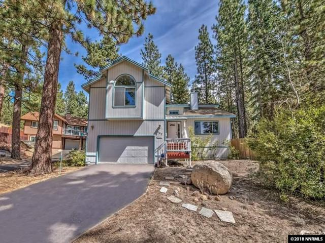 307 Chimney Rock Road, Stateline, NV 89449 (MLS #180013915) :: The Mike Wood Team