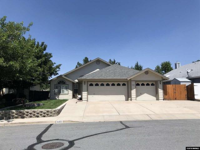 4403 Garratt, Sparks, NV 89436 (MLS #180013922) :: Chase International Real Estate