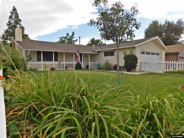653 Abbay, Sparks, NV 89431 (MLS #180013923) :: Chase International Real Estate