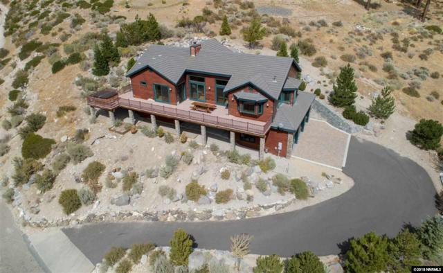 4530 Timberline Drive, Carson City, NV 89703 (MLS #180013934) :: Chase International Real Estate