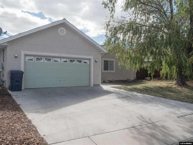 242 Mary Lou, Fernley, NV 89408 (MLS #180013936) :: Chase International Real Estate