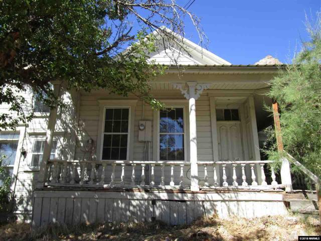 1250 N Main Street, Virginia City, NV 89440 (MLS #180013949) :: Chase International Real Estate