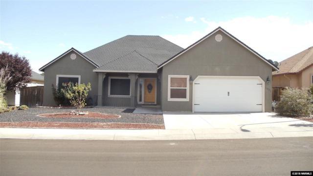 1051 Pepper Lane, Fernley, NV 89408 (MLS #180013951) :: Chase International Real Estate