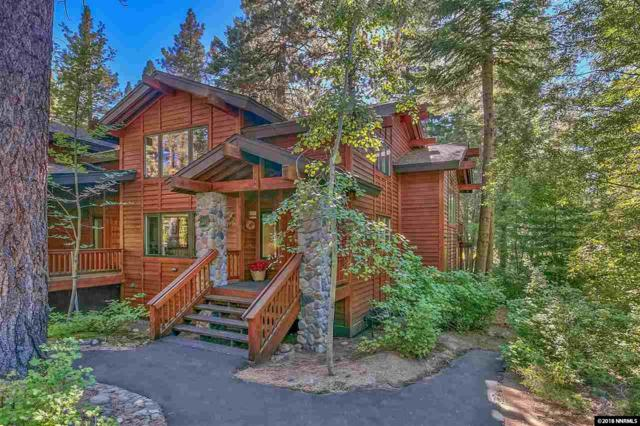 929 Northwood Blvd. #36, Incline Village, NV 89451 (MLS #180013970) :: Mike and Alena Smith | RE/MAX Realty Affiliates Reno