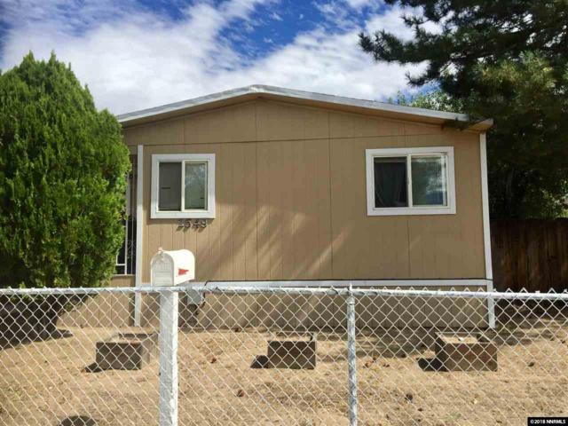 2549 Concord Dr., Carson City, NV 89706 (MLS #180013974) :: Chase International Real Estate