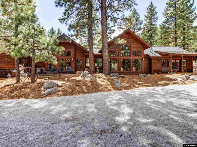 16555 Evergreen Hills Drive, Reno, NV 89511 (MLS #180014057) :: Chase International Real Estate